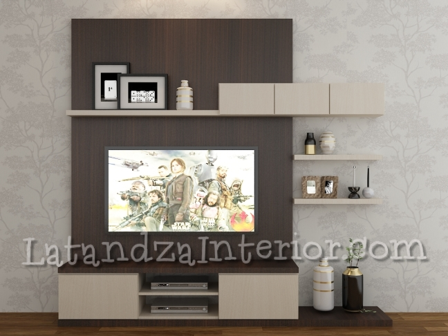 Modern Living Room Interior Design – Latandza Interior & Furniture