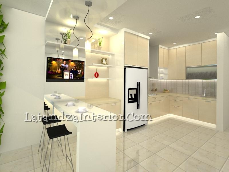 Modern Kitchen Set Interior Design Modern Kitchen Set Interior
