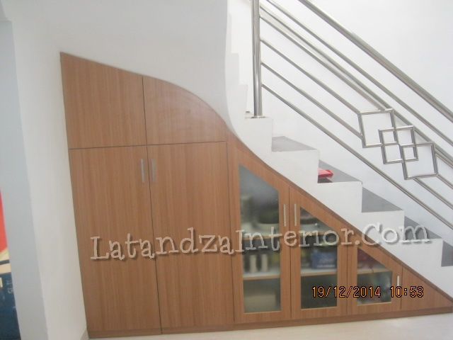 kabinet tv dan bawah tangga di Meruya ~ Furniture,Kitchen set ...   furniture bawah tangga