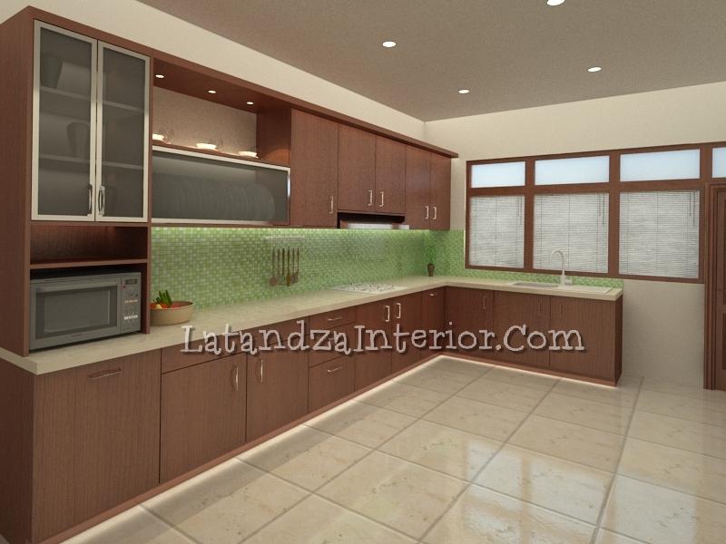 Woody Looks Kitchen Set